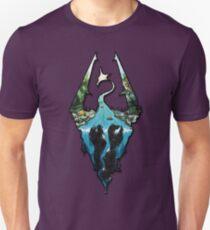 Custom Skyrim Logo T-Shirt
