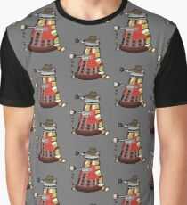 Daleks in Disguise - Fourth Doctor Graphic T-Shirt