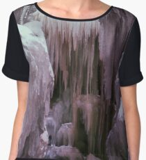 Ice Castle Chiffon Top