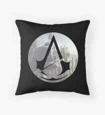 The Assasins Creed Arno T-shirt Throw Pillow