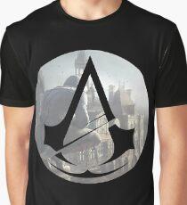 The Assasins Creed Arno T-shirt Graphic T-Shirt