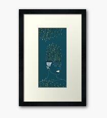 Weeded Out Framed Print