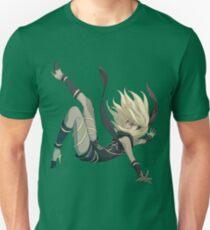 Gravity Rush - Falling Kat Unisex T-Shirt