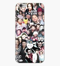 Supernatural Collage iPhone Case