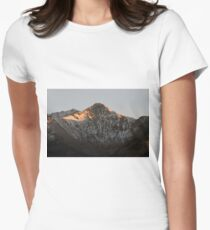 Rocky Mountains Womens Fitted T-Shirt