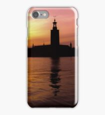Stockholm -- City Hall iPhone Case/Skin