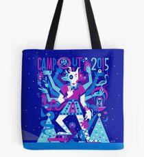 Campout 2015 : Blue Tote Bag
