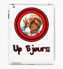 Up Bjours iPad Case/Skin