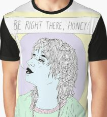 Threat Of Joy Graphic T-Shirt