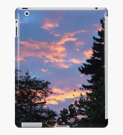 Suburban Sunset iPad Case/Skin