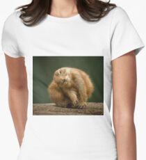 Prairie Dog Women's Fitted T-Shirt