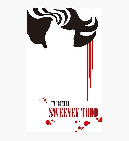 Sweeney Todd Photographic Print