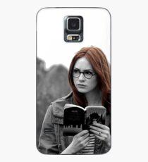 Amy Pond Case/Skin for Samsung Galaxy