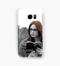 Amy Pond Samsung Galaxy Case/Skin
