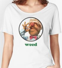 Weedish Chef Women's Relaxed Fit T-Shirt