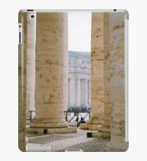 Colonnade, St Peter's iPad Case/Skin