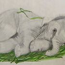 Just Resting by aprilann
