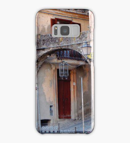 Entering Old Amantea Samsung Galaxy Case/Skin