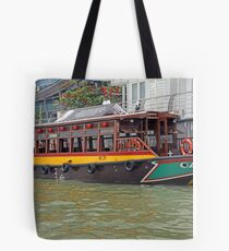 Canal Cruiser Tote Bag