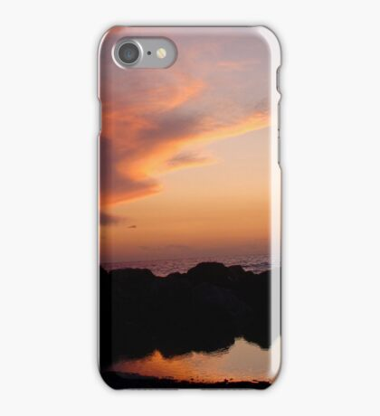 Ocean of Reflections iPhone Case/Skin