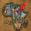 I love Africa by NadineMay