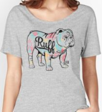 Ruff Women's Relaxed Fit T-Shirt