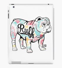 Ruff iPad Case/Skin