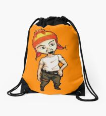 Kawaii Chibi Jayne Cobb Drawstring Bag