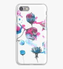 Flower Stains iPhone Case/Skin