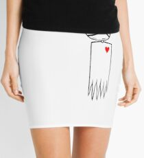 Ghost Mini Skirt