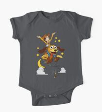 The Neverending Toy Story One Piece - Short Sleeve