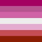 «Bandera lesbiana» de baiiley