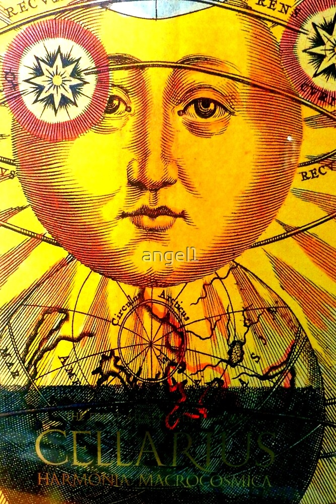 Cellarius Harmonia Macrocosmica by ©The Creative  Minds