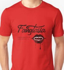 True Blood - Fangtasia Red T-Shirt