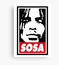 Sosa ( Chief Keef )  Canvas Print
