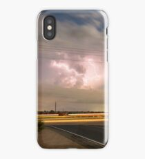 Cars Lightning and Lines iPhone Case/Skin