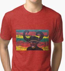Grenada Carnival JAB JAB Tri-blend T-Shirt