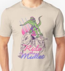 Mullet Surfer Unisex T-Shirt