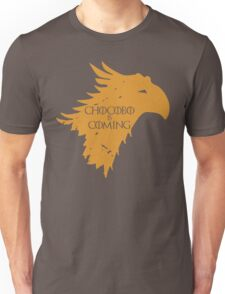 Chocobo is Coming Unisex T-Shirt