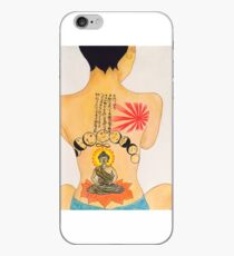 Jhene Buddah Tattoo iPhone Case