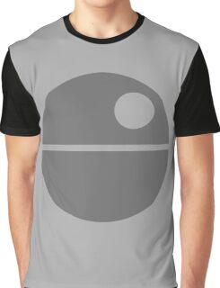 Star Wars - Death Star Graphic T-Shirt