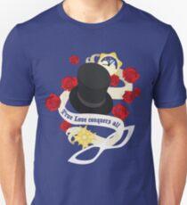 Tuxedo Kamen Banner Unisex T-Shirt