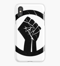 Black Panther Power iPhone Case
