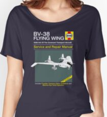 BV-38 Raiders Service and Repair Manual Women's Relaxed Fit T-Shirt