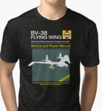 BV-38 Raiders Service and Repair Manual Tri-blend T-Shirt