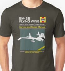 BV-38 Raiders Service and Repair Manual T-Shirt