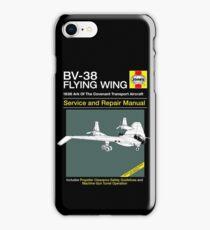 BV-38 Raiders Service and Repair Manual iPhone Case/Skin