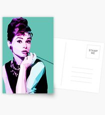 Breakfast at Tiffany's  Postcards