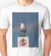 No standing Unisex T-Shirt