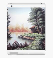 Nature in pale color iPad Case/Skin